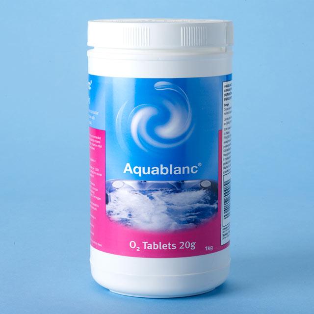 Aquablanc O2 Tablets