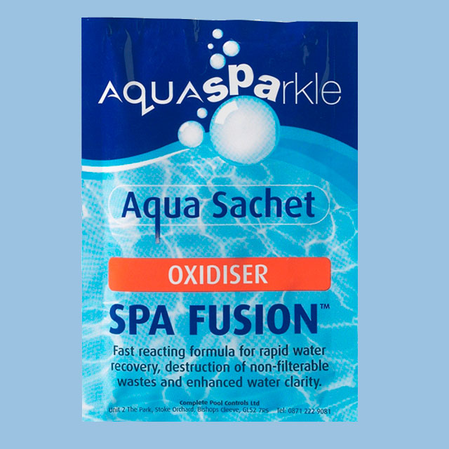 Spa Fusion Aqua Sachets