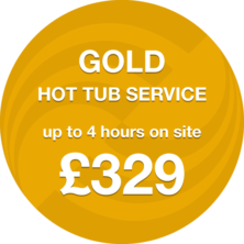 Hot Tub Service - Gold