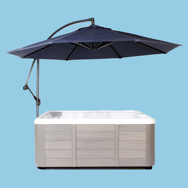 Hot Tub Umbrella